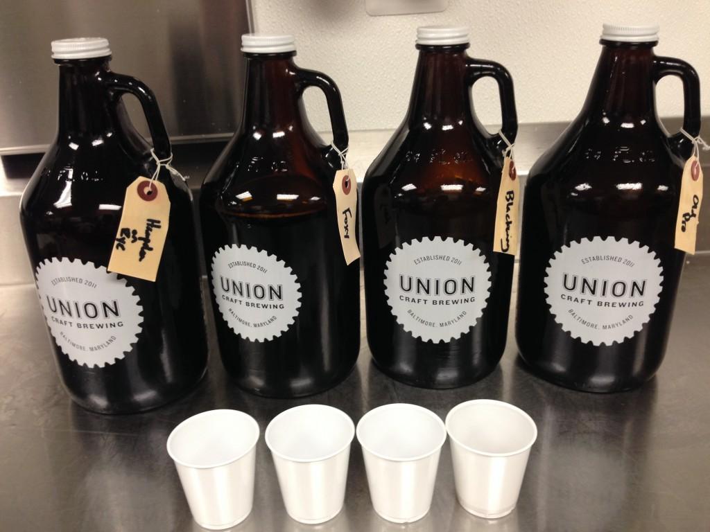 Union Craft Brewers