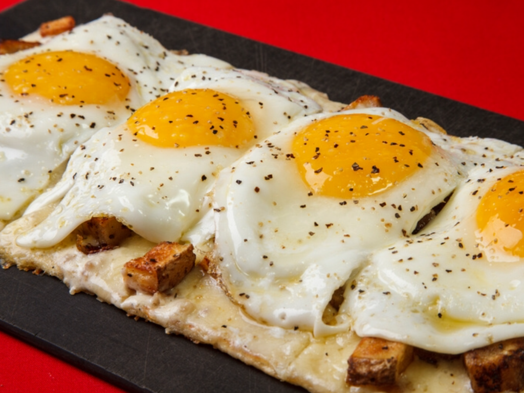 Brunch Flatbread