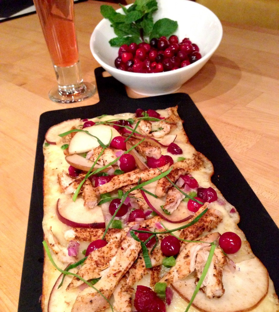 Holiday Harvest Flatbread