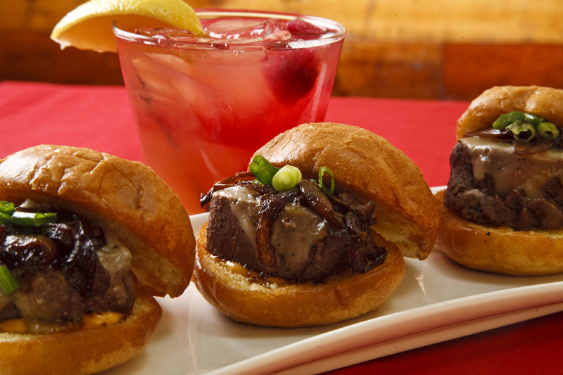 Filet of Beef Sliders